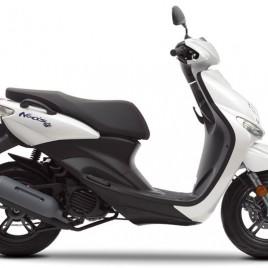 Yamaha Neo's 4takt zwart stockpromo