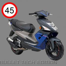 TGB Bullet Tech Edition Blue